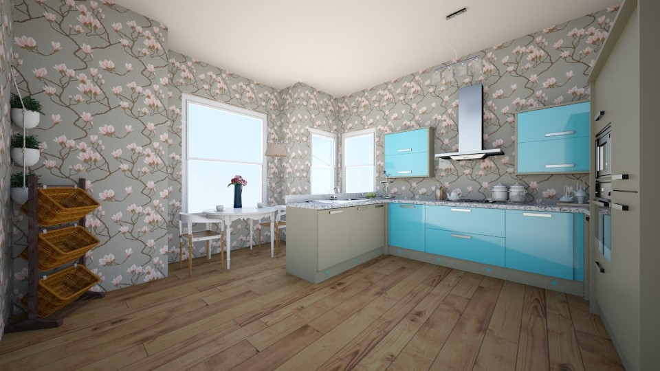 ilk projem - Modern - Living room - by Ebru Tekneci