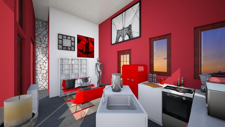 Tiny house modern - by twiggy098765