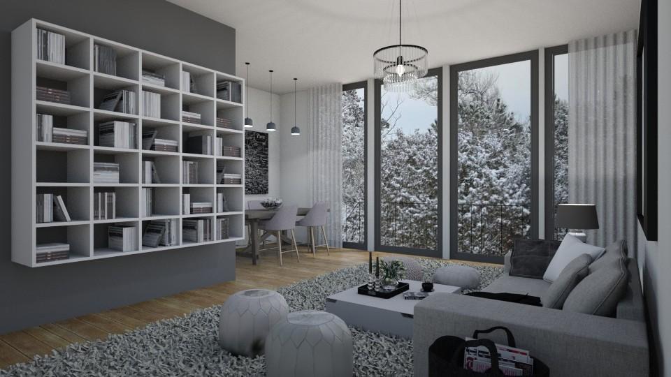 grey - by SandraStyff