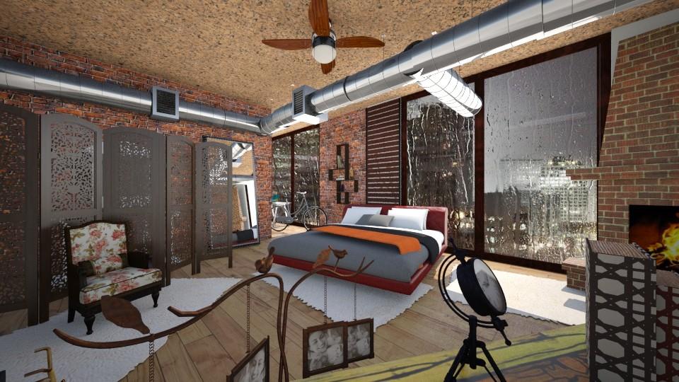 it will rain - Modern - Bedroom - by lamzoi