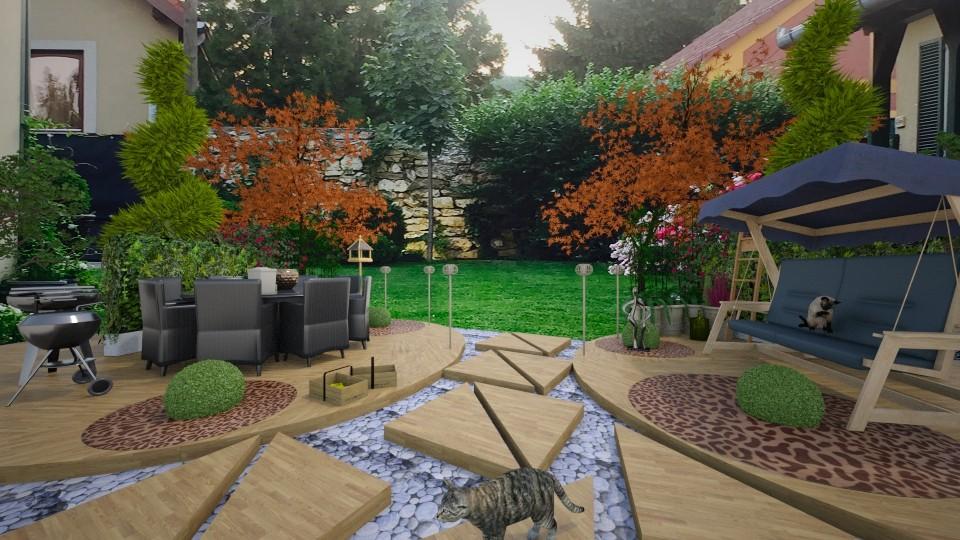 garden - by ilcsi1860