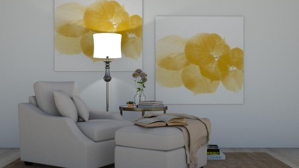 Reading - Modern - Living room - by stephendesign