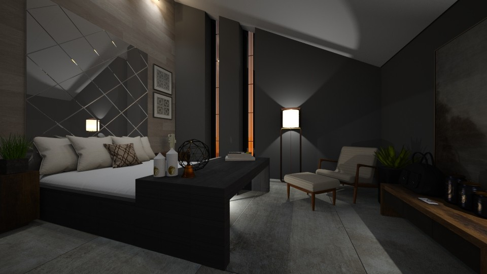 Mieles - Bedroom - by Amorum X