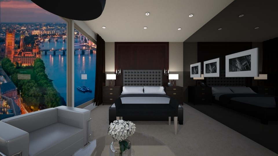 HOTEL ROOM 2 - by gila