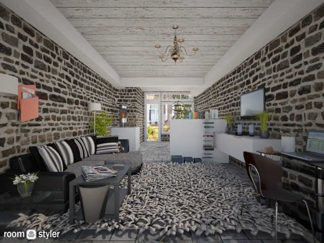 woonkamer1e - Living room - by Siti Idrus