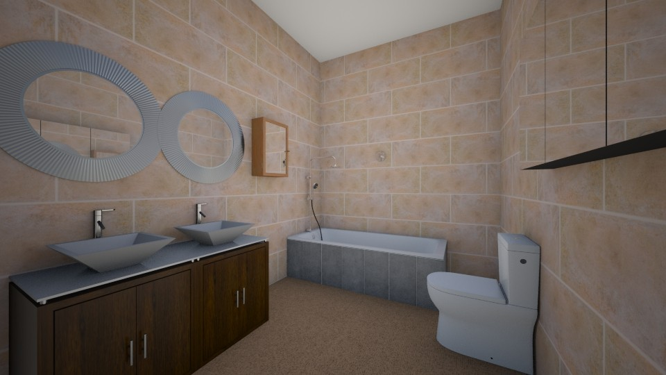 Bathroom - Modern - Bathroom - by inataliepaige