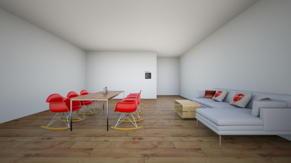 Spacious Living - Modern - Living room - by Arishka Jha
