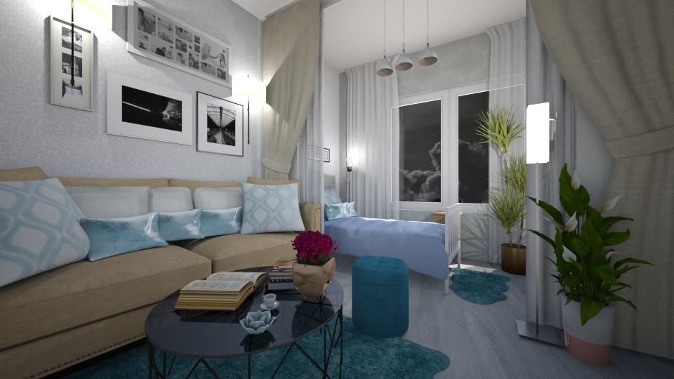 Good night - Bedroom - by Nicol2601