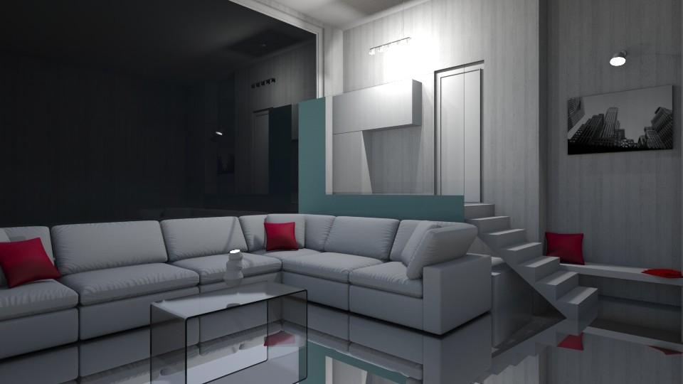 Modern Palace Room - Modern - Living room - by seasidepine