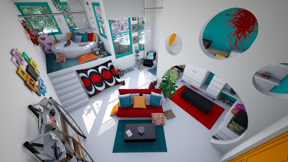Bedroom_Sio - Modern - Bedroom - by Candleshy