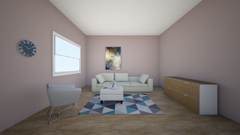 Skyling Series V - Modern - Living room - by can264