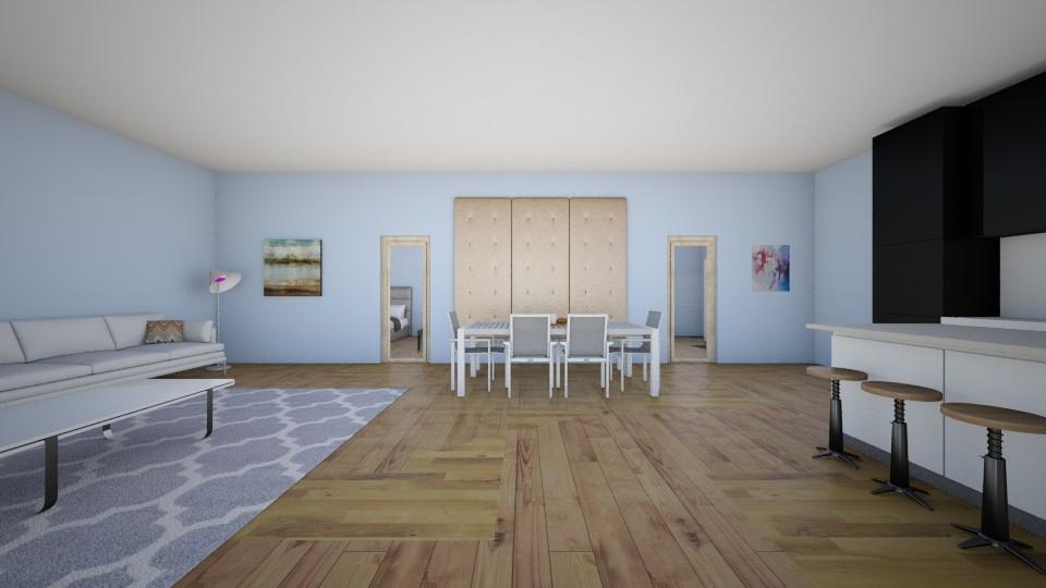 Student Dorm - Modern - by FEJ and GEB