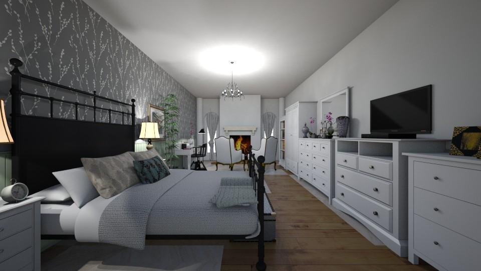 Ada Bart - Classic - Bedroom - by AdaBart