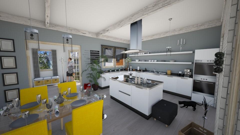 Design 1 Kitchen - Kitchen - by ExpressYourself