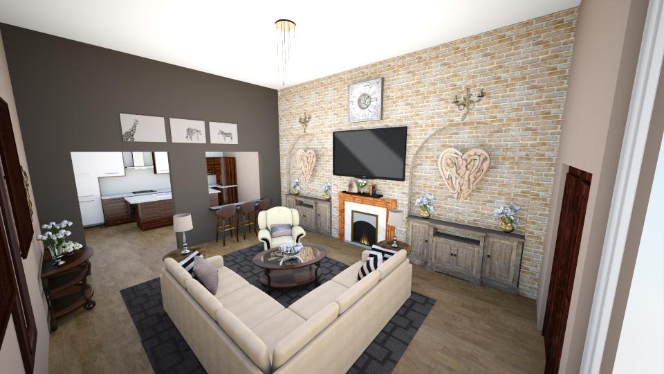 living room - Living room - by Sasindee Herath