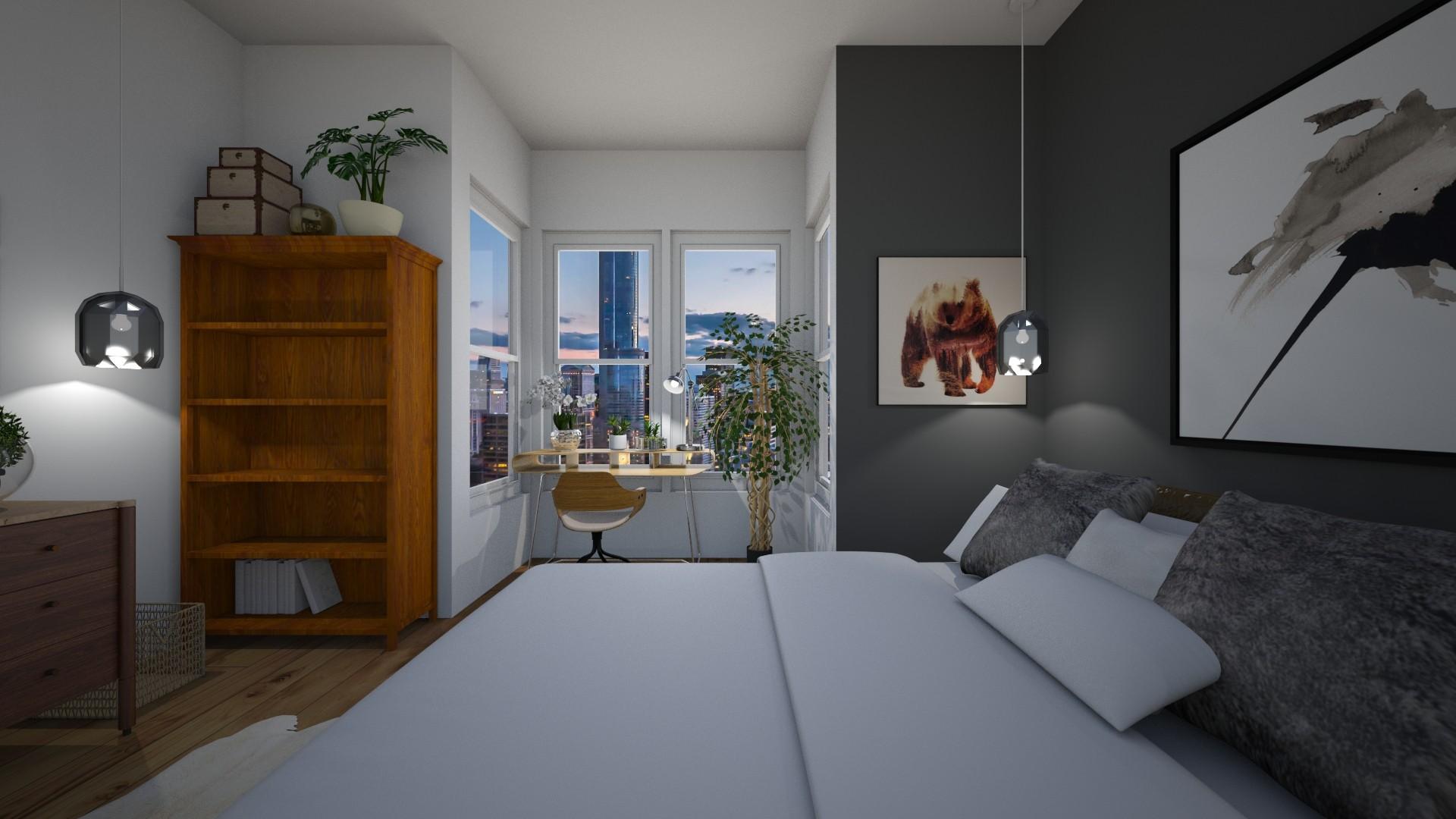 ssss - Bedroom - by ljubitelj