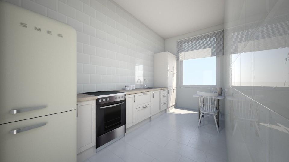 cocina - Kitchen - by Saradan