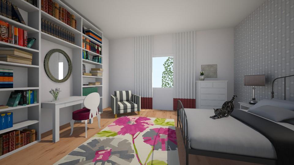 wdegc - Bedroom - by WikiMiki978