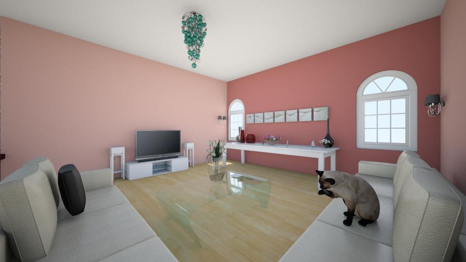 Ana 3 - Living room - by Ankica99M