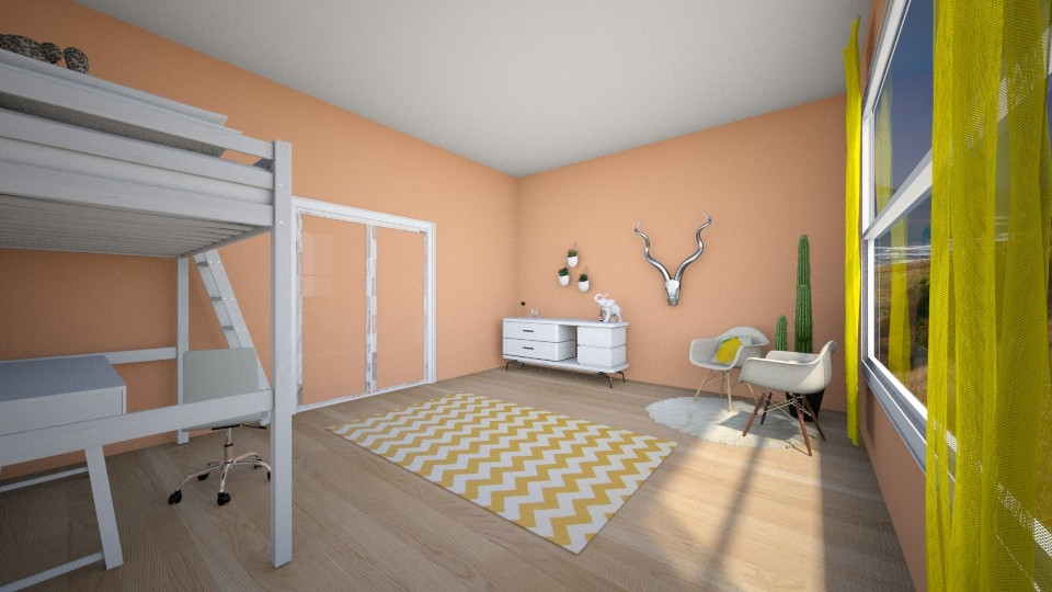 Student Home - by Piper Nader