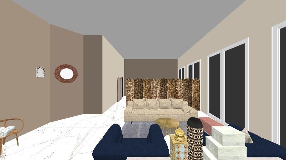Living Room - by shirinmdt