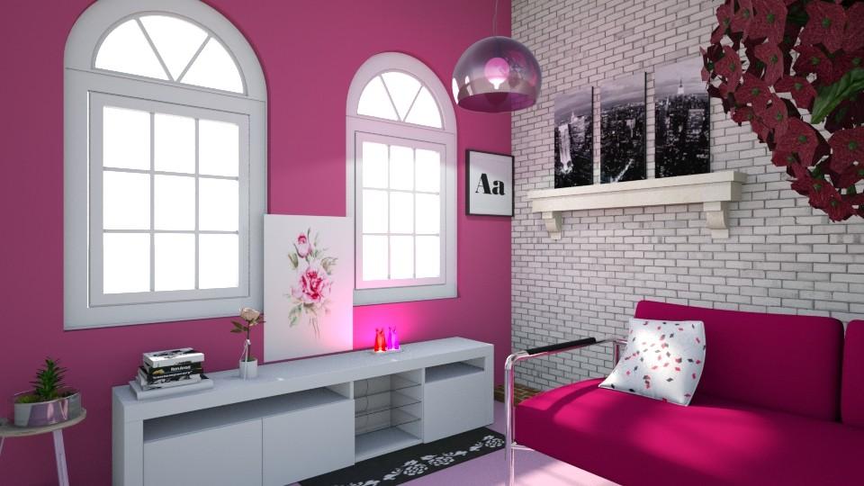 Pretty in pink - by wonderland2019