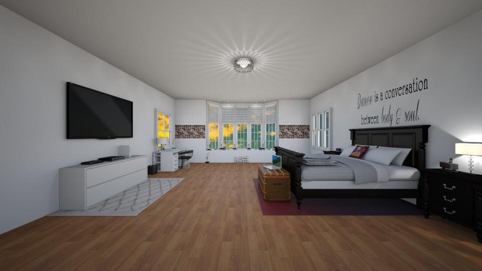Ariels room - Bedroom - by Ellie Slinger