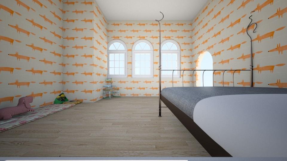 Theodosias room - Kids room - by 1780awintersball