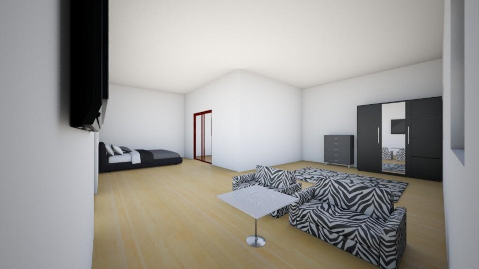 Bedroom 123 - Bedroom - by demya123