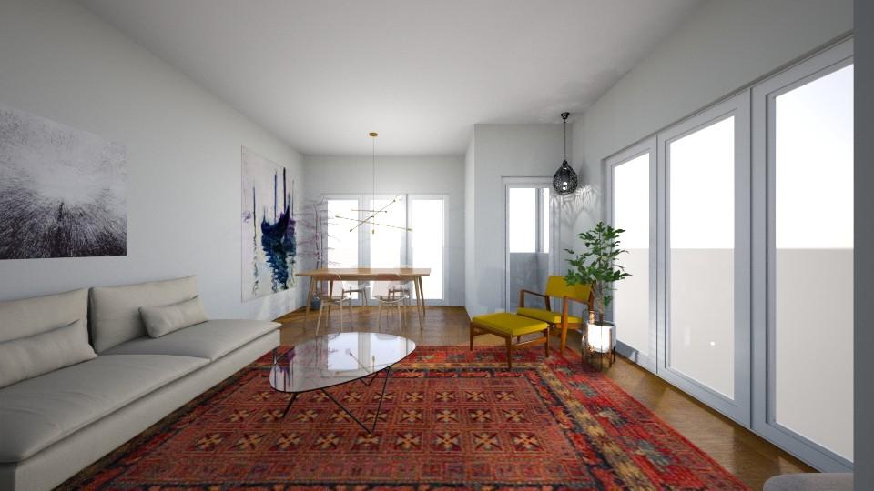 goztepe living room - by maartjefijen