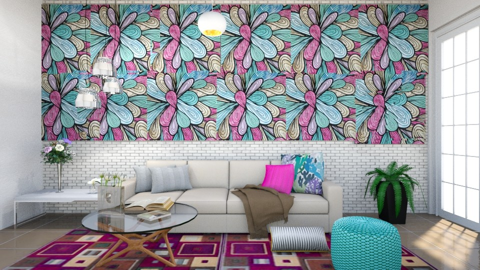 room - Modern - Living room - by haya okdeh