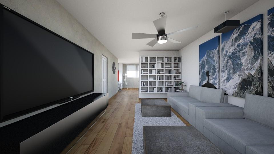 Living room test22222 - by Boris Kulic