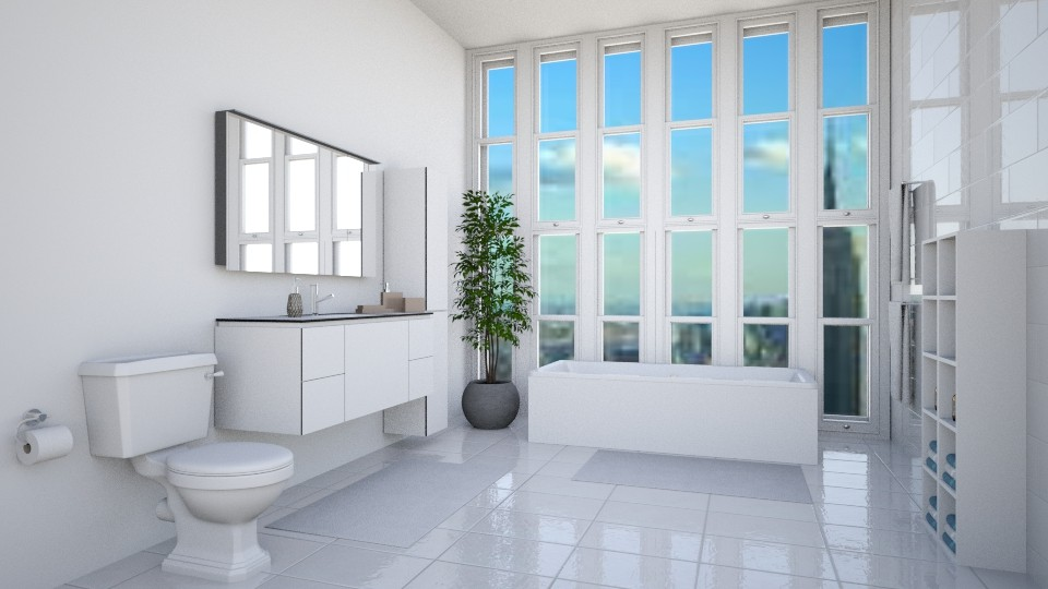 New York Bathroom - Modern - Bathroom - by millerfam