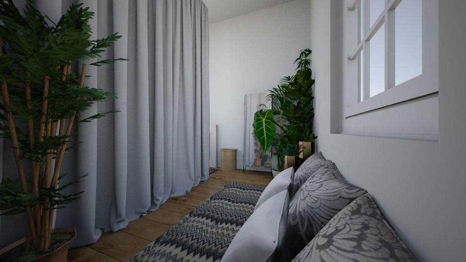 bedrooooom  - Bedroom - by lydianightingale