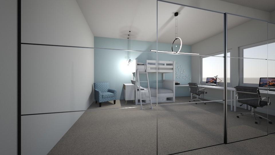 0000 - Bedroom - by urskaadrevensek