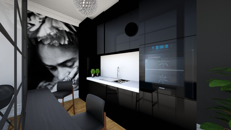 Apartamento Haussmann - by wikideco