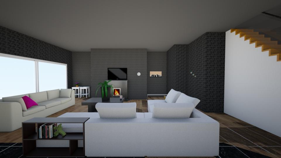 New york living room  - Living room - by callumip9