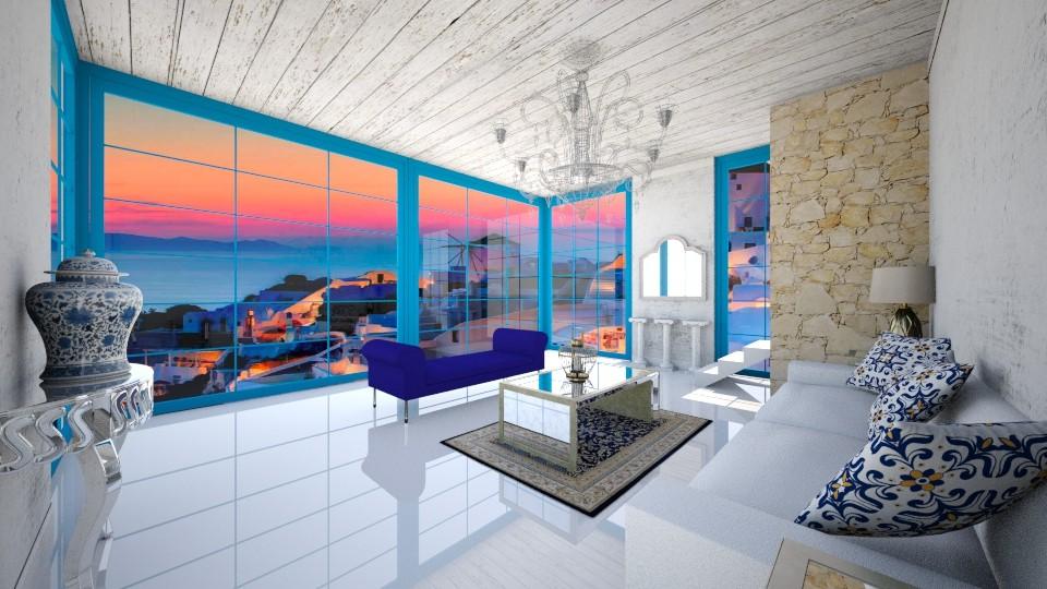 gi - Living room - by jujusinha