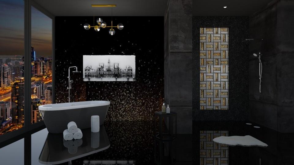 Marble bath - by bgref