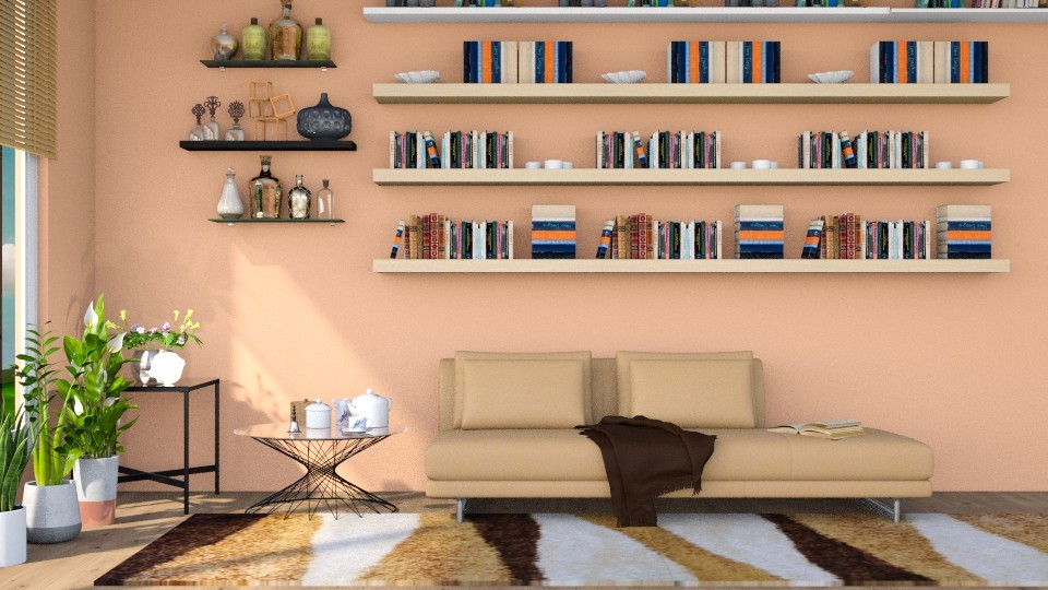 9 - Living room - by Raven Storme