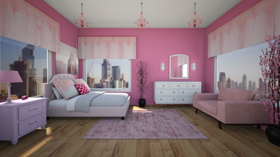 my dream bedroom - by aggelidi 12312