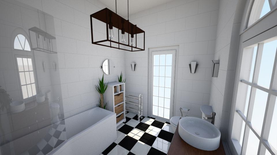 Hotel Bathroom - Bathroom - by rachelbbridge