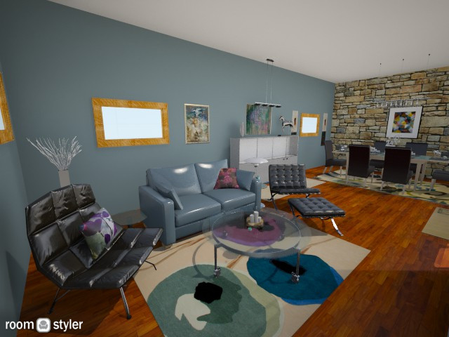 one room 2 - by yvonster