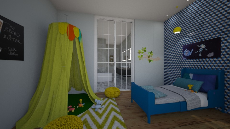 Adin Kids Room - by kapetanovica23