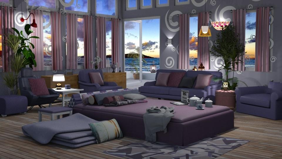 Jaya lavender dream - Modern - Bedroom - by anchajaya