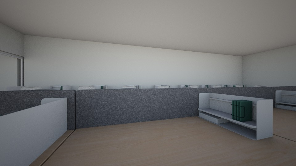 Mooses Office Full Of Moo - Modern - Office - by xX_SavageShark_Xx