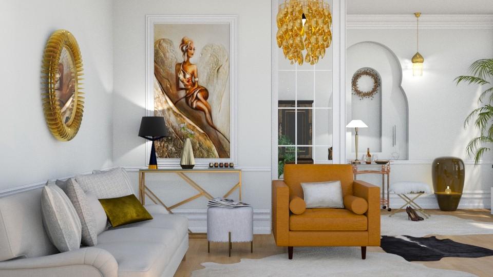 Modern glamour - by barnigondi