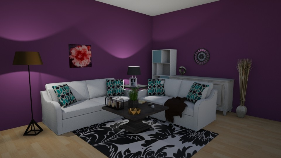 Living Room - by baileyy_b4