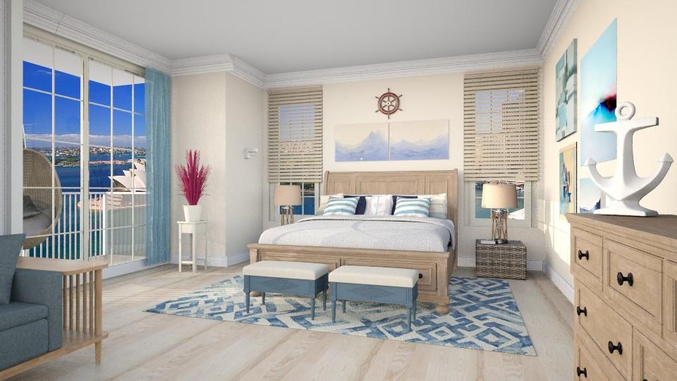 harbor bnb inn - Bedroom - by talentaworks