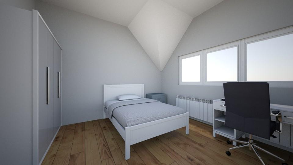 My room V2 - Bedroom - by Rosaline 23